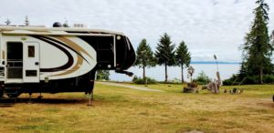 Whiskey Creek Beach NW RV Park